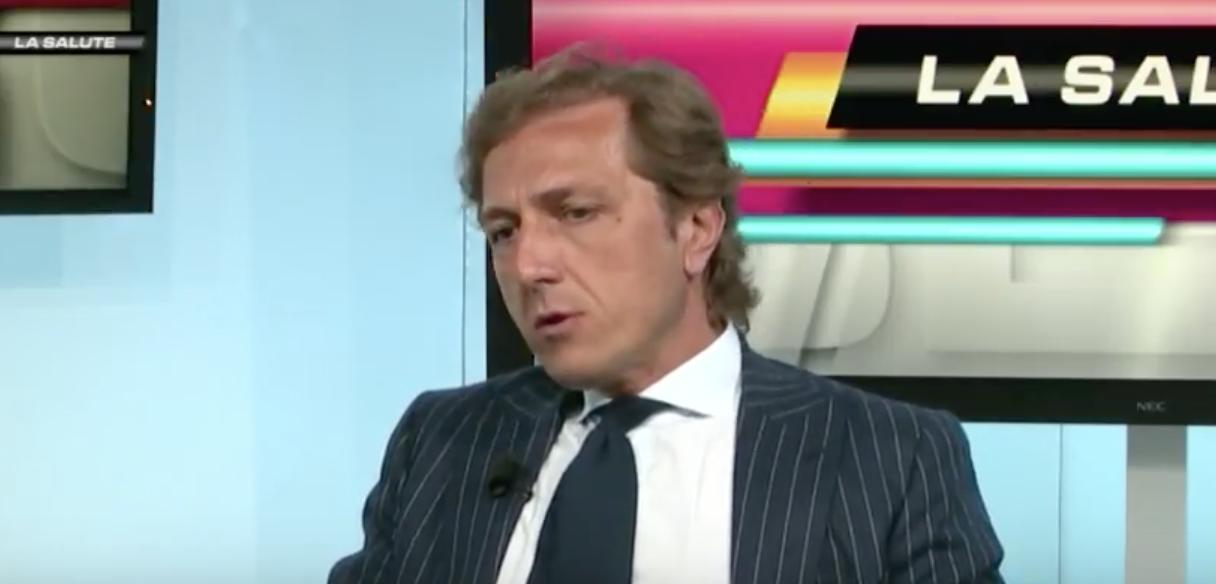 intervista televisiva Bergamo Salute